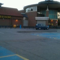 Photo taken at Morrisons by Julie S. on 10/10/2011
