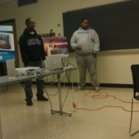 Photo taken at Meeman Journalism Building by DeAundre H. on 4/9/2012