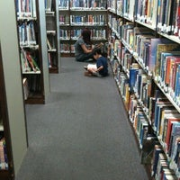 Photo taken at County of Los Angeles Public Library - Hacienda Heights by Reyna on 12/22/2010