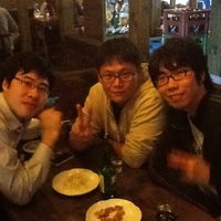 Photo taken at 홍가 by JW P. on 10/1/2011