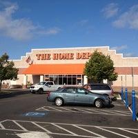 Photo Taken At The Home Depot By Celeste Z On 9 3 2012