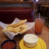 Photo taken at On The Border Mexican Grill & Cantina by Juan A. on 6/1/2012