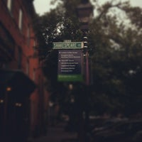 Photo taken at Shakespeare Street by Pam M. on 7/8/2012