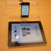 Photo taken at Apple Anchorage 5th Avenue Mall by Savitry M. on 12/9/2011