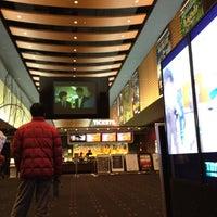 Photo taken at TOHO Cinemas by Shingo M. on 1/1/2012