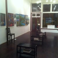 Photo taken at Vivant Art Collection by Jon G. on 2/21/2012