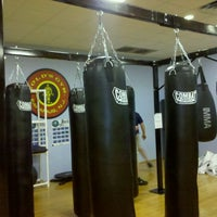 Photo taken at Box Fit Paramus by Andrew M. on 8/17/2011