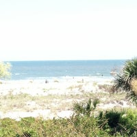 Photo taken at Palmetto Dunes Oceanfront Resort by Nicole on 7/23/2011