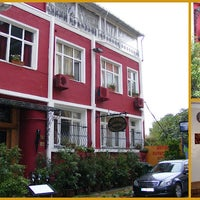 Photo taken at Antique Hostel & Guesthouse Istanbul by Turkey's For Life on 6/2/2012