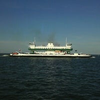 Photo taken at On The Ferry by Ryan M. on 7/19/2012