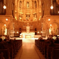 Photo taken at St. Francis Xavier Catholic Church by Richard K. on 1/29/2012