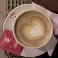 Photo taken at Cafe coffee day by Shriram S. on 11/18/2011