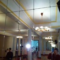 Photo taken at Palais Des Fêtes by Zapata on 1/5/2012
