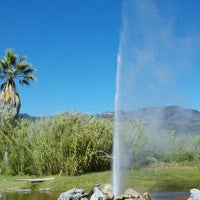 Photo taken at Old Faithful Geyser of California by Dana Y. on 8/21/2011