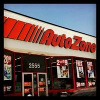 Photo taken at AutoZone by Chris E. on 6/21/2012