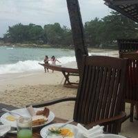 Photo taken at Samui Paradise Chaweng Beach Resort and Spa by Wibul S. on 1/1/2012