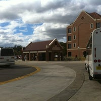 Photo taken at FSU University Center Bus Stop #2 by Brian G. on 11/7/2011