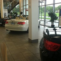 Photo taken at BMW of Springfield by Jypii P. on 6/4/2012