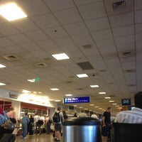 Photo taken at Concourse D by Adam M. on 9/5/2012