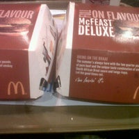 Photo taken at McDonald's by Clerment S. on 5/30/2012