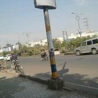 Photo taken at Big Cinemas by Gaurav M. on 12/20/2011