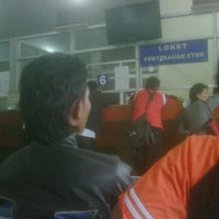 Photo taken at Samsat Depok II by Blinux R. on 2/2/2012