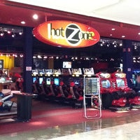 Photo taken at HotZone by RibeirãoShopping on 8/30/2011