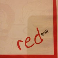 Photo taken at Red Grill by Abraham R. on 6/14/2012