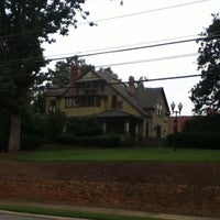 Photo taken at Harper House by Greg A. on 8/9/2012