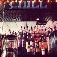 Photo taken at Chill Bar and Grill by Dee Jay Cartiac on 9/1/2012