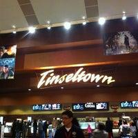 Photo taken at Cinemark Tinseltown 20 & XD by Nathan M. on 2/12/2012