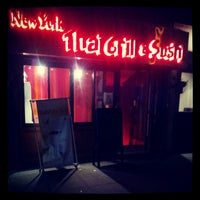 New York Thai Grill & Sushi Bar