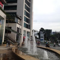 Photo taken at San Fernando Plaza by Pablo R. on 7/17/2012