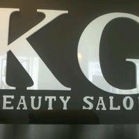 Photo taken at Kg Hair Salon by Jose A. on 4/7/2012