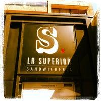 Photo taken at La Superior by Sebastian V. on 9/5/2012