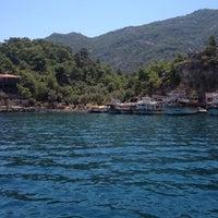 Photo taken at Turunç by Ozlem O. on 8/20/2012