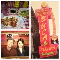 Foto scattata a Buca di Beppo Italian Restaurant da Stephanie S. il 4/29/2012