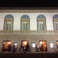 Photo taken at Pasadena Civic Auditorium by Essam I. on 2/12/2012