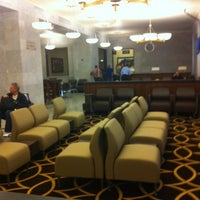 Photo taken at VIA Rail Business Lounge - Union Station by Kevin S. on 3/21/2012