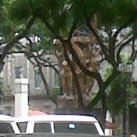 Снимок сделан в Plaza Mayor пользователем Dell C. 9/2/2012