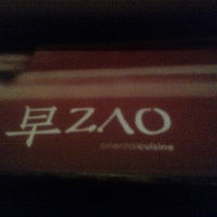 Photo taken at Zao Oriental Cuisine by Maria Jose S. on 7/10/2012