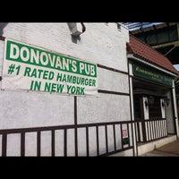 Photo taken at Donovan's Pub by Rev C. on 8/27/2012