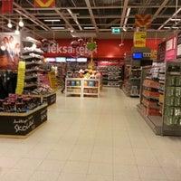 Photo taken at ICA MAXI Supermarket by Ola on 8/24/2012