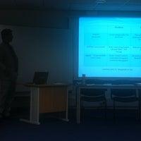 Снимок сделан в Engineering Management Building - EMB пользователем Ahmed B. 6/18/2012