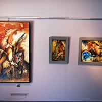 Photo taken at Museum Of Modern Art Rodos by Vitaly G. on 5/16/2012