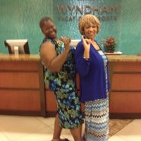 Photo taken at Wyndham Vacation Resorts at National Harbor by Deatrice S. B. on 9/10/2012