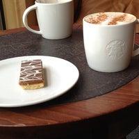 Photo taken at Starbucks Coffee by Sarah G. on 6/4/2012