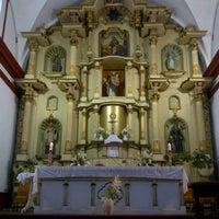 Photo taken at Iglesia Belén by Alexander A. on 8/29/2012
