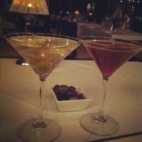 Photo taken at 35 Steaks + Martinis by Jennifer S. on 5/16/2012