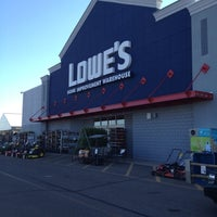 Photo taken at Lowe's Home Improvement by Ann Q. on 6/14/2012